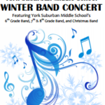 Winter Concert Delights at Middle School