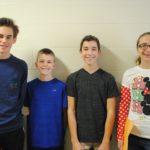 WITF Spelling Bee Winners