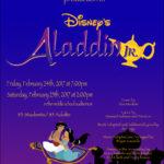 Aladdin, Jr. Debuts in February