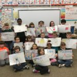 First Graders Practice Random Acts of Kindness