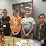 Students Take the STEM K'Nex Challenge