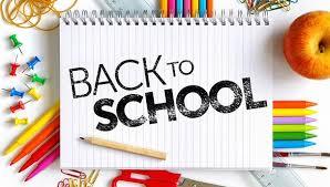2017-2018 School Year Begins Soon