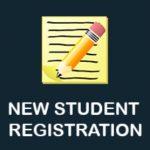 Registration for New Residents