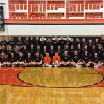Girls Volleyball Black Out A Fundraising Success