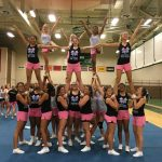 Cheer Squads Excel at Summer Camp