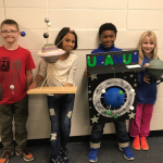 Fourth Graders at Indian Rock are Out of this World!