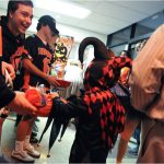 National Honor Society Hosts Trick or Treat Night
