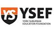 2018 YSEF Grant Recipients