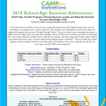 Bright Horizons  Summer Camp 2018