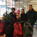 Backpack Program Expands at Yorkshire Elementary