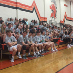 York Suburban Volleyball Gray-Out
