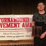 Senior Nickels Receives Turnaround Achievement Award