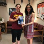 Prats Presented with Wellesley Award