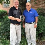 Girling Honored with McCullough Award