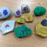 Kindness Rocks the  Middle School