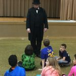 East York Elementary Welcomes a President